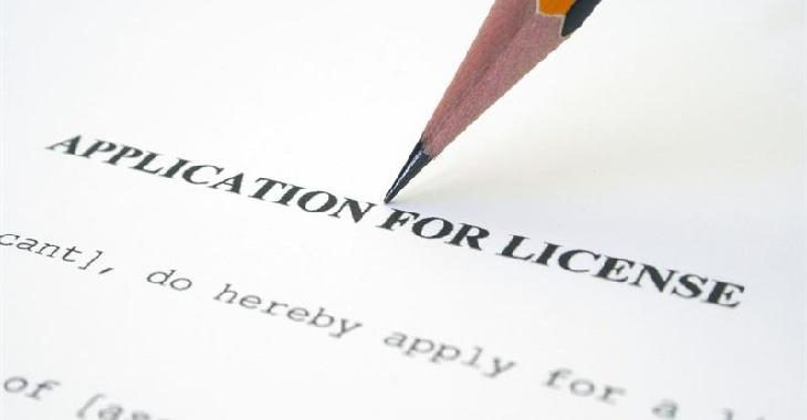 Apply For License