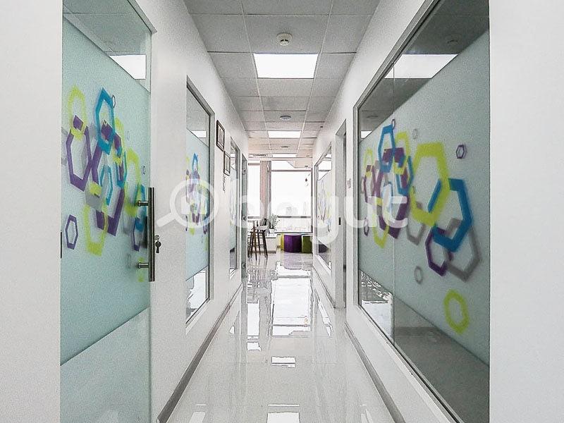 business center in dubai