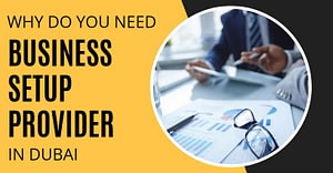 Why Do You Need Business Setup Provider In Dubai