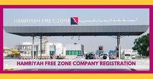 Hamriyah Free Zone Company Registration