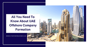All You Need To Know About UAE Offshore Company Formation?