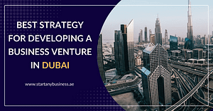 Best Strategy for Developing a Business Venture in Dubai