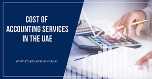 Cost of Accounting Services in the UAE