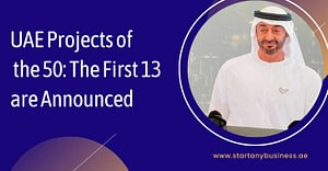 UAE Projects of the 50: The First 13 are Announced