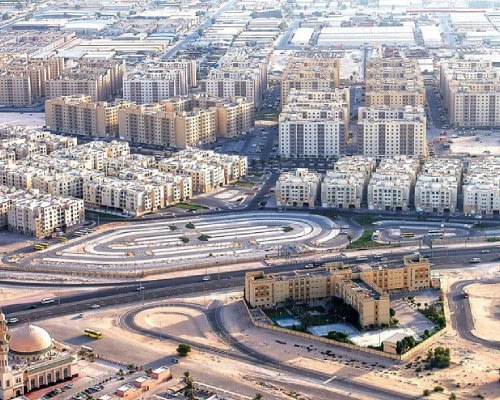 Al-Quoz-Dubai