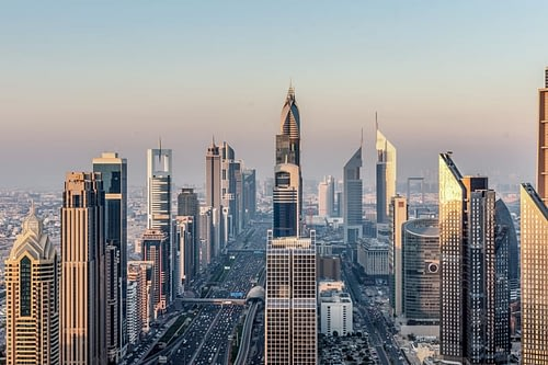 Sheikh-Zayed-Road-Dubai