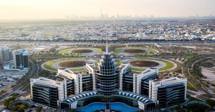 Dubai Silicon Oasis Free zone