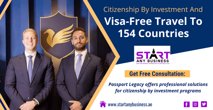 How To Get The Citizenship By Investment And Visa Free Travel To 154 Countries