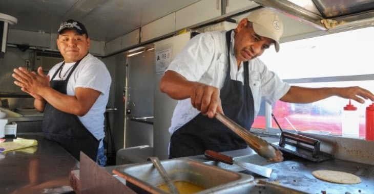 Staff Required For Food Truck