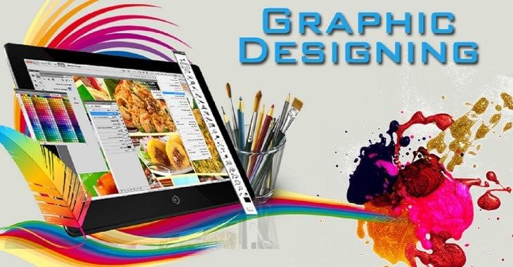 Invest time in Graphic Design