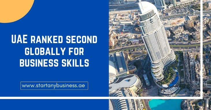 UAE Ranked Second Globally for Business Skills