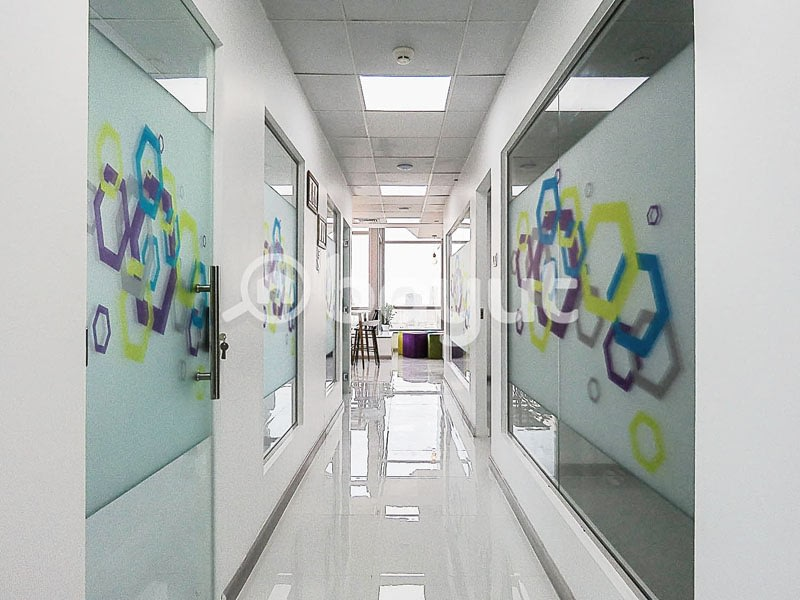 business centers in UAE